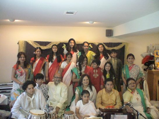 Manjarai group photo